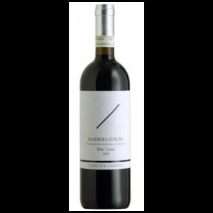 Italiaanse Rode wijn uit de regio Piëmont - Barbera d'Alba Bric Loira