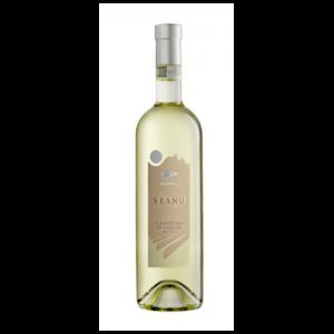 Italiaanse witte wijn uit de regio Sardinië- Branu Vermentino Di Gallura DOCG - Doos van 6 flessen