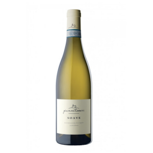 Italiaanse witte wijn uit de regio Venetië - Giannitessari SOAVE Soave DOC - Doos van 6 flessen