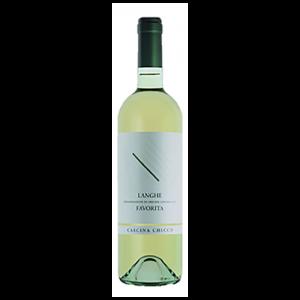 Italiaanse witte wijn uit de regio regio Piëmont - Langhe Favorita DOC