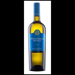 Italiaanse witte wijn uit de regio regio Aupilië - MARMORELLE SALENTO BIANCO IGT 2016