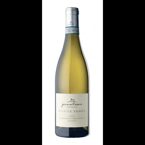 Italiaanse witte wijn uit de regio Venetië -Monte Tenda | Soave Classico DOC - Doos van 6 flessen