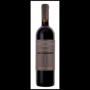 Italiaanse Rode wijn uit de regio Piëmont -Riserva Barolo Ginestra