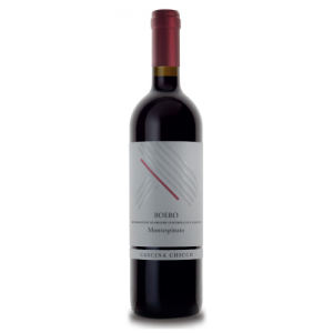 Italiaanse Rode wijn uit de regio Piëmont - Roero Montespinato DOCG 2014